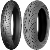 Michelin 190/50-ZR17 PILOT ROAD 4 TL (73W)