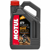 Motul Масло синт 4Т 5W40 ATV POWER 4L