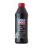 Liqui Moly Motorbike Fork Oil Medium/Light 7.5W синтетич.масло для вилок и амортиз.1л (2719)