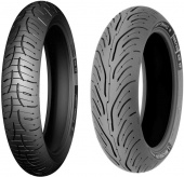 Michelin 180/55-ZR17 PILOT ROAD 4 GT TL  (73W)
