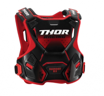 Защита тела Thor Guardian MX RD/BK