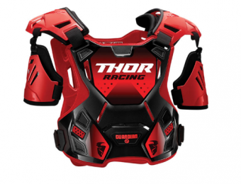 Защита тела Thor Guardian S20 RED/BK